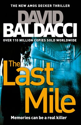 Book cover for The Last Mile